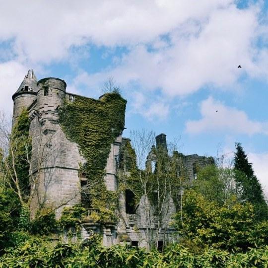 n buchanan castle