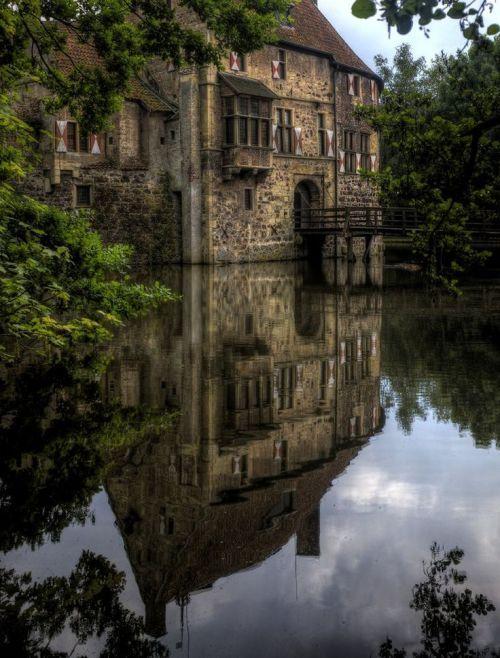 n Vischering castle