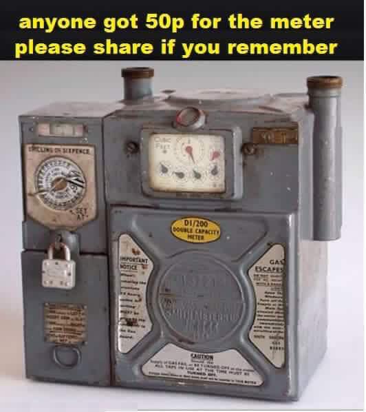 ss gas meter