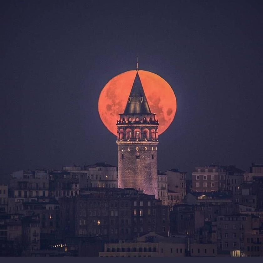 n galata tower istanbul
