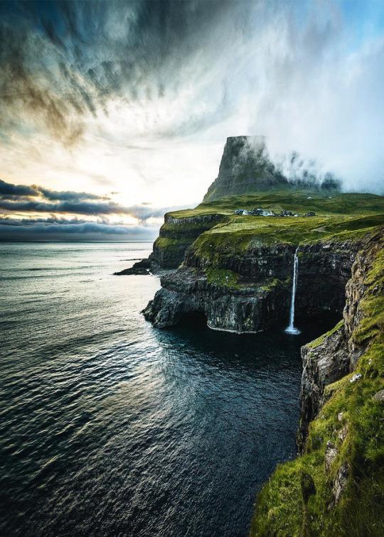 N Faroe Islands