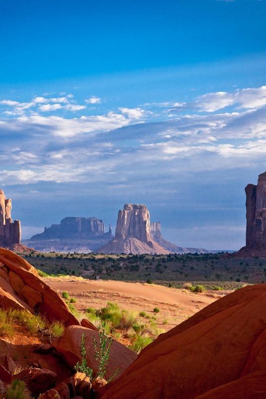 n monument valley az