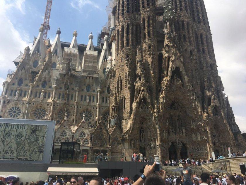 n sagrada familia catalunya