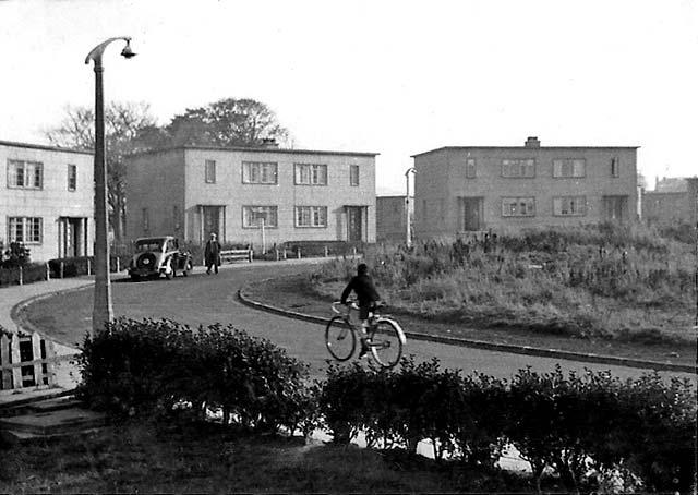 ss saughton 1950s