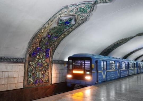 ss tashkent metro