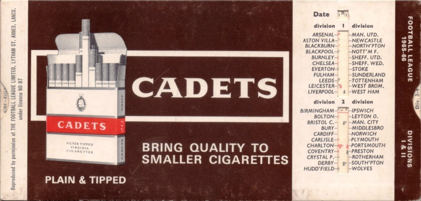 Image result for cadets bring quality to smaller cigarettes