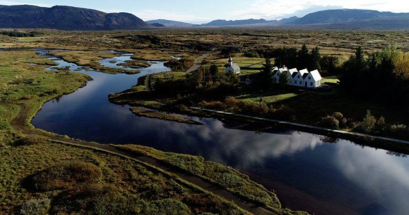 n Þingvellir
