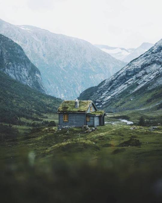 n norway hut