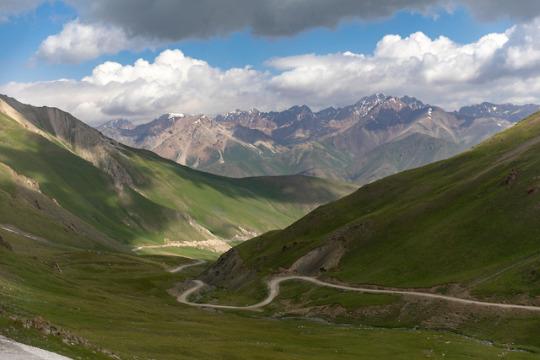 n tian shan Kyrgyzstan