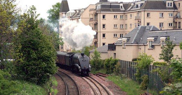 ss edinburgh soutside railway 62