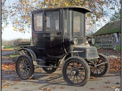 ss baker electric car Mrs Ford