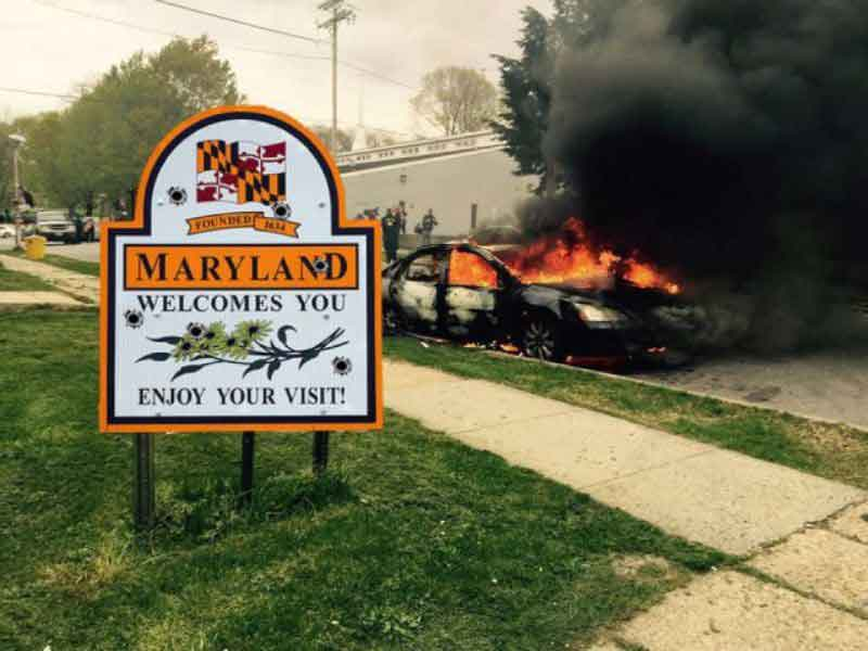 joke maryland