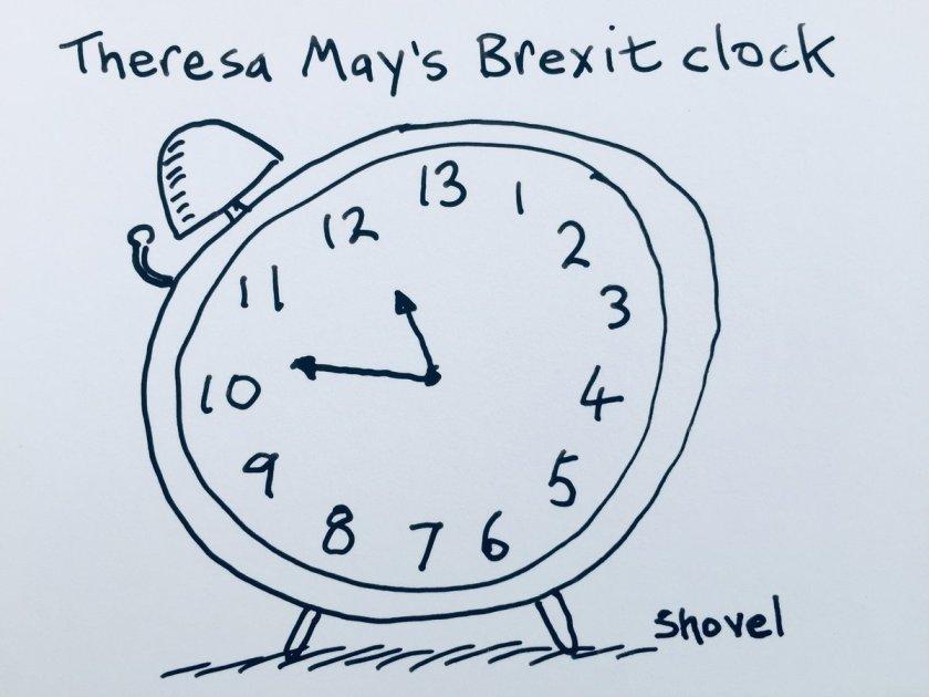 brexit closk