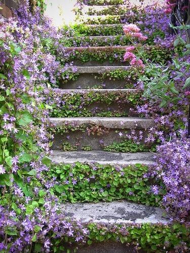 n stairway