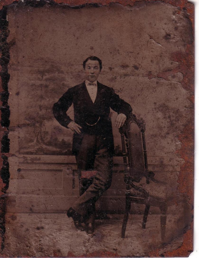 ss john gradad, new york 1860