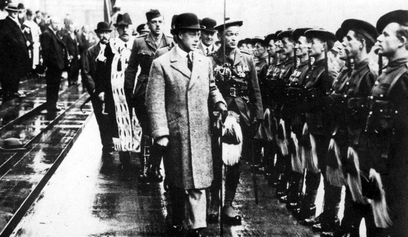 Image result for king george visits dundee