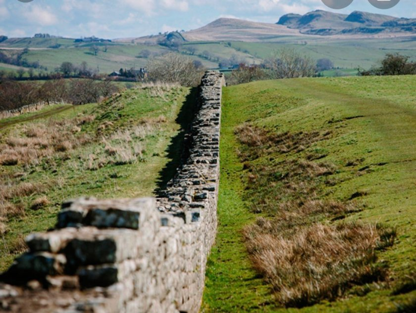 news hadrians wall