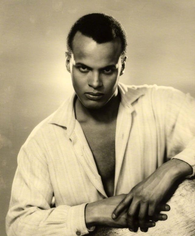 Image result for harry belafonte young