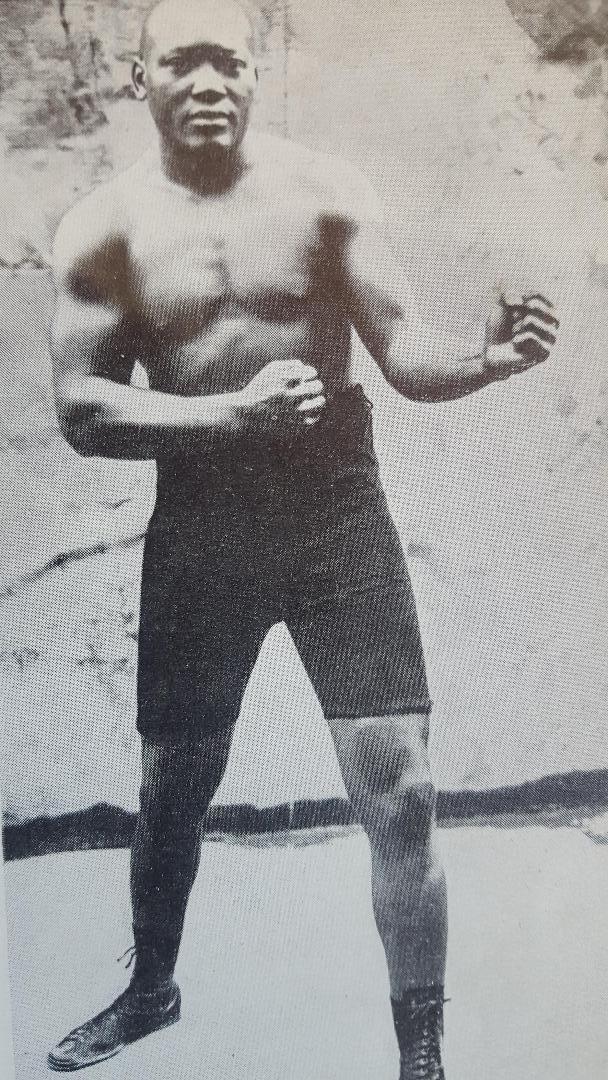 boxing john
