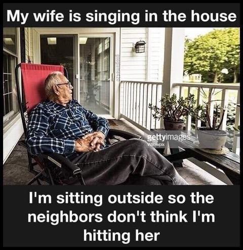 singing joke