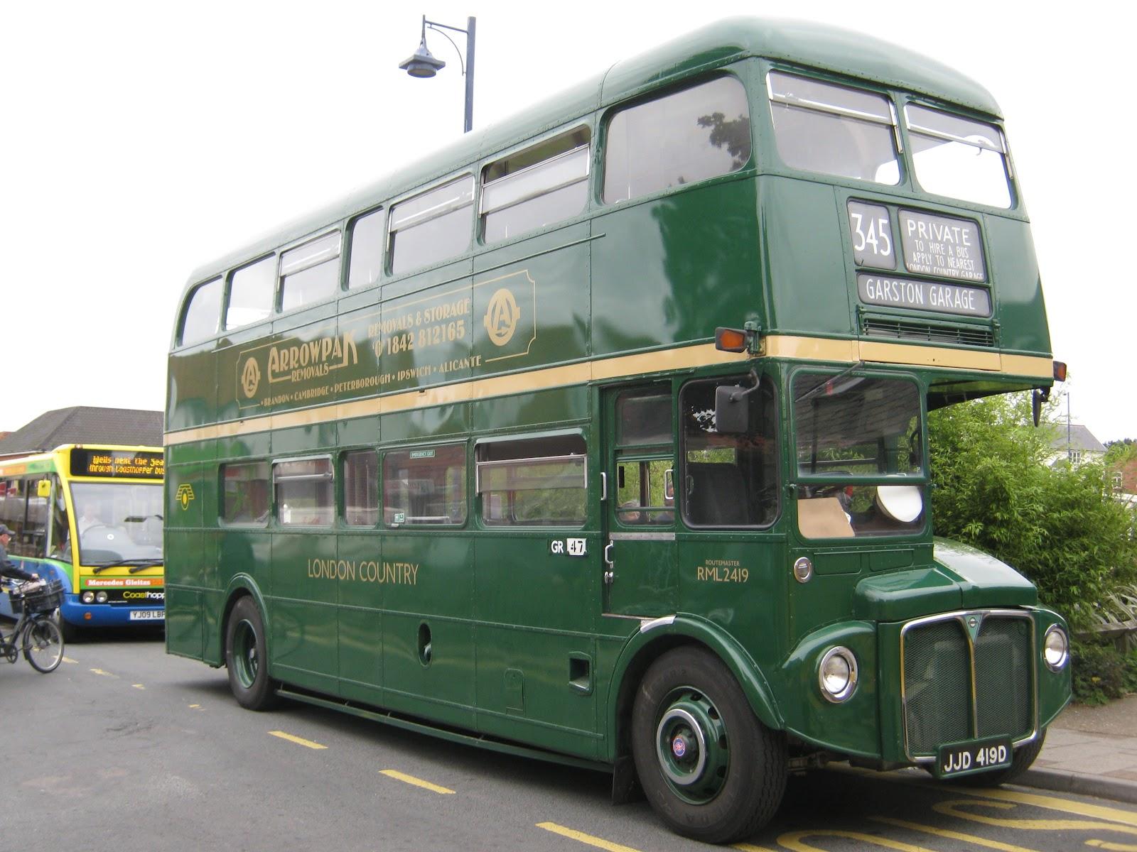 East Norfolk (and East Suffolk!) Bus Blog: NNR 1940's Weekend