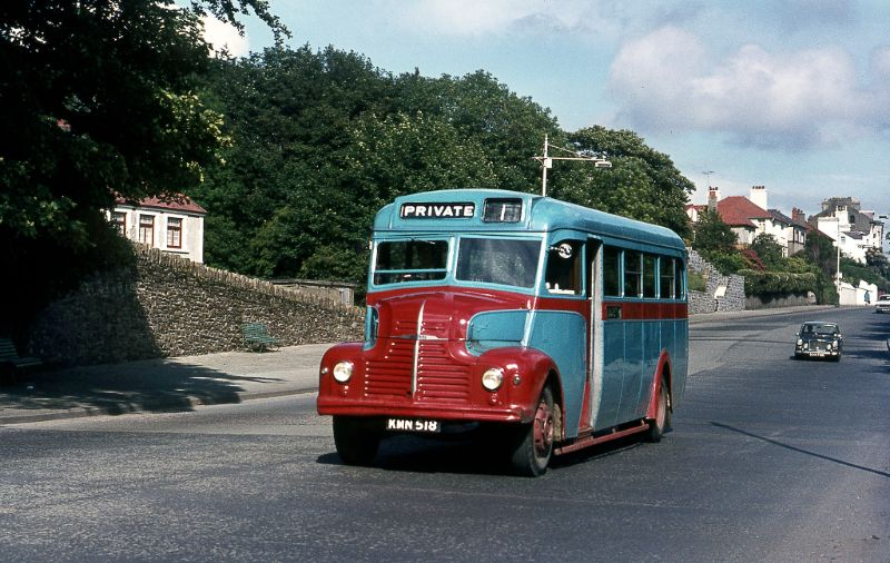 Isle of Man Buses in the Early 1970s Through Fascinating Photos ~ Vintage  Everyday