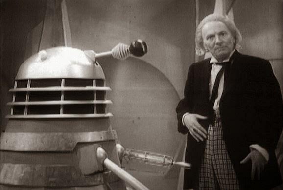 DOCTOR WHO Dalek Week - Looking back at THE DALEKS - Warped Factor - Words  in the Key of Geek.
